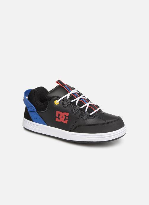 Baskets DC Shoes Syntax Noir vue détail/paire