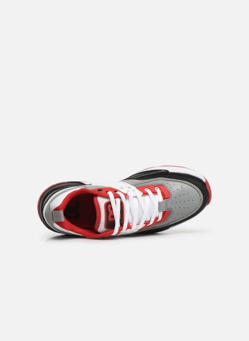 Baskets DC Shoes E. Tribeka Multicolore vue gauche