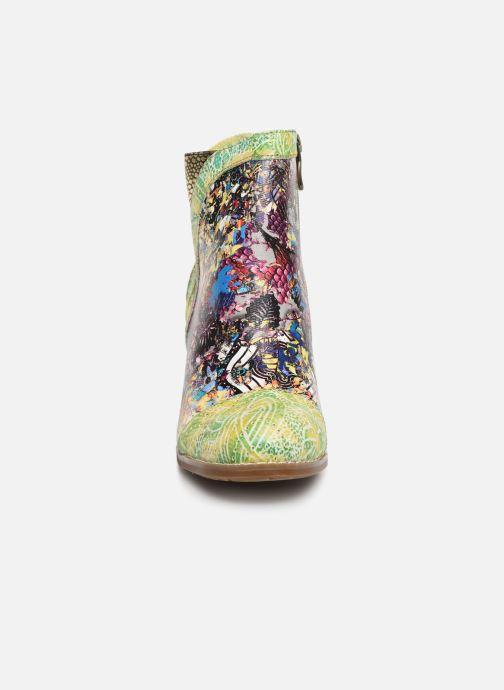 Stiefeletten & Boots Laura Vita Anna 1381 grün schuhe getragen