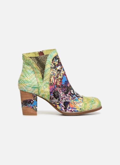 Stiefeletten & Boots Laura Vita Anna 1381 grün ansicht von hinten