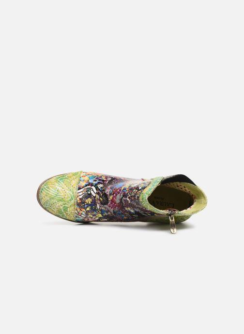 Stiefeletten & Boots Laura Vita Anna 1381 grün ansicht von links