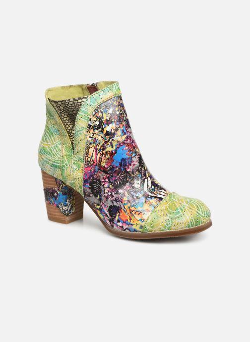Stiefeletten & Boots Laura Vita Anna 1381 grün detaillierte ansicht/modell