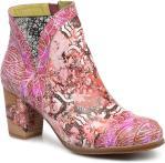 Boots en enkellaarsjes Dames Anna 1381
