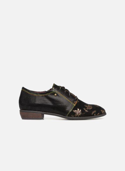 À Laura Vita Claudie Sarenza Chez noir 018 Chaussures Lacets w1TXnpq61