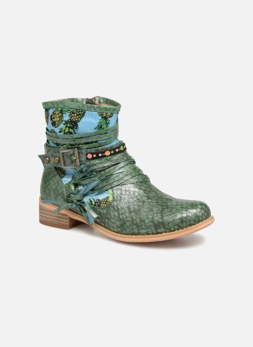 Laura 028 Vita Colombe 028 Laura (Vert) - Bottines et boots chez 1e7cdd