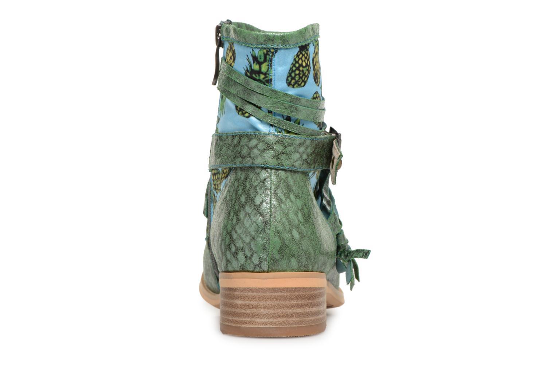 laura vita - colombe 028 (vert) - vita bottines chez (351250) 917965