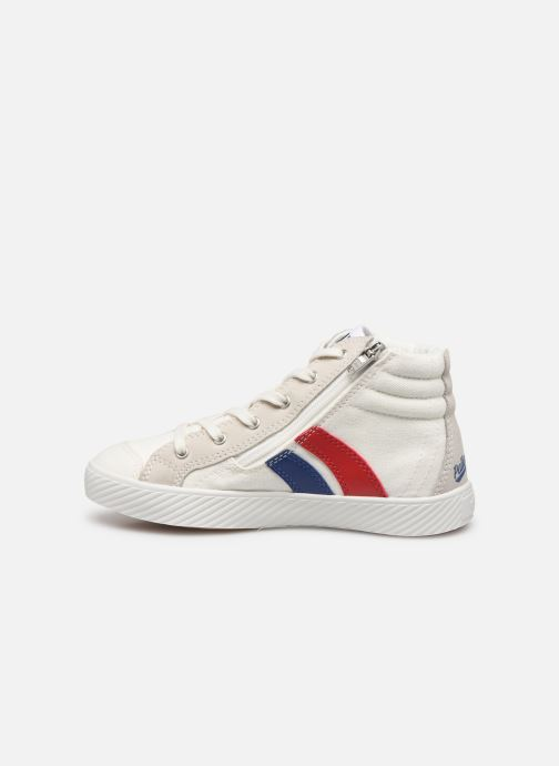 Sneakers Palladium Pallaphoenix Cuff Retro K Wit voorkant