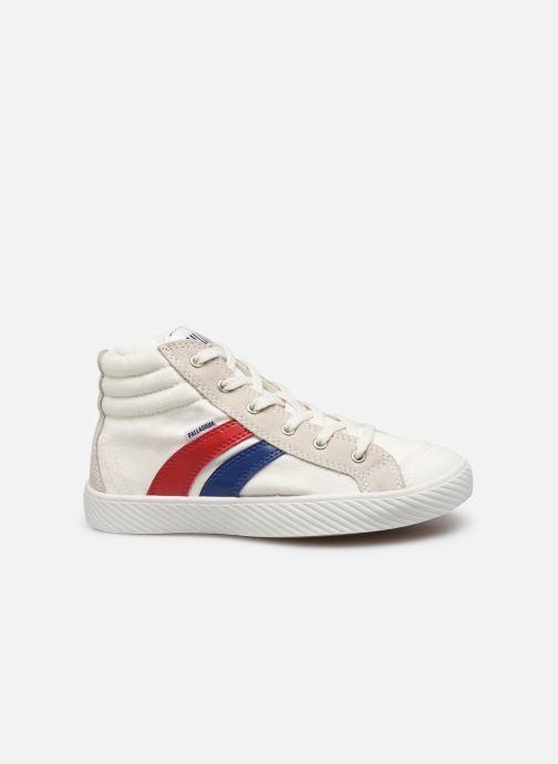 Sneakers Palladium Pallaphoenix Cuff Retro K Wit achterkant