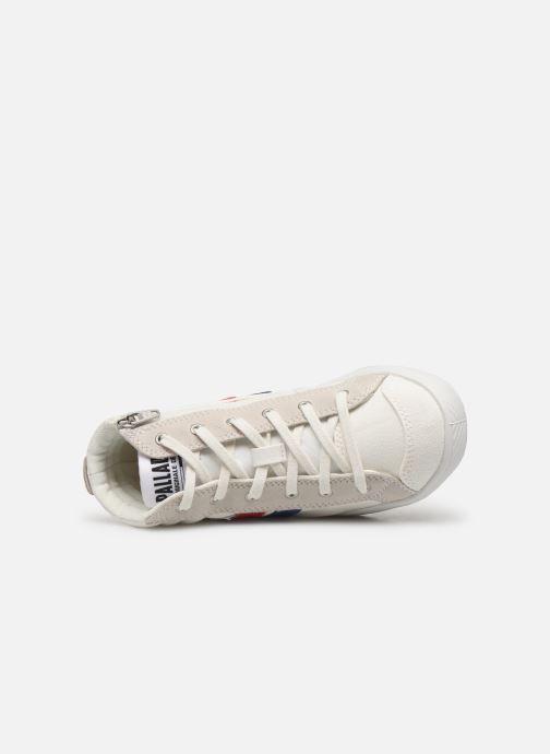 Sneakers Palladium Pallaphoenix Cuff Retro K Wit links