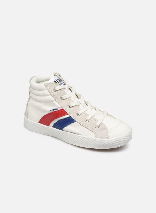 Sneakers Palladium Pallaphoenix Cuff Retro K Wit detail
