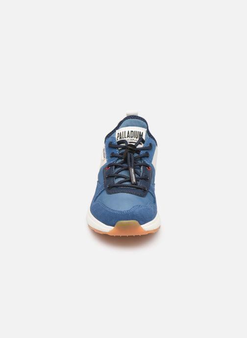 Baskets Palladium Ax_Eon Army Mtl K Bleu vue portées chaussures