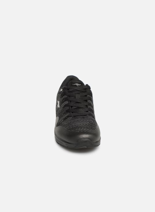 Baskets Kangaroos Kanga X 5000 Noir vue portées chaussures