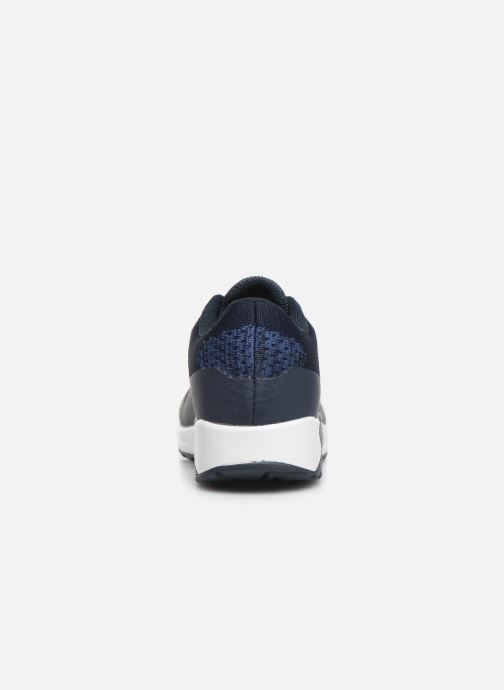 Baskets Kangaroos Kanga X 5000 Bleu vue droite