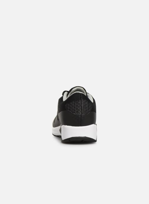 Sneaker Kangaroos Kanga X 5000 schwarz ansicht von rechts