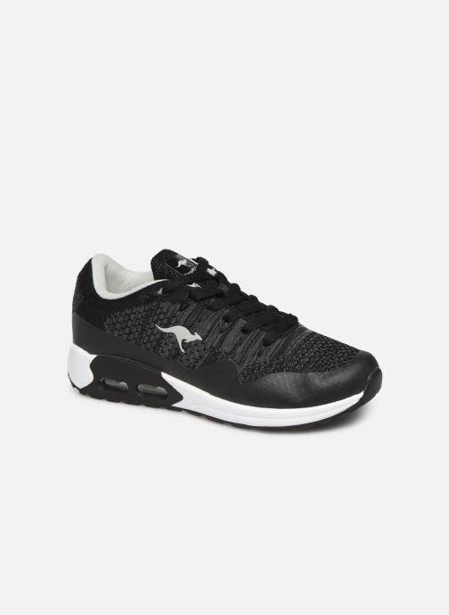 Sneaker Kangaroos Kanga X 5000 schwarz detaillierte ansicht/modell