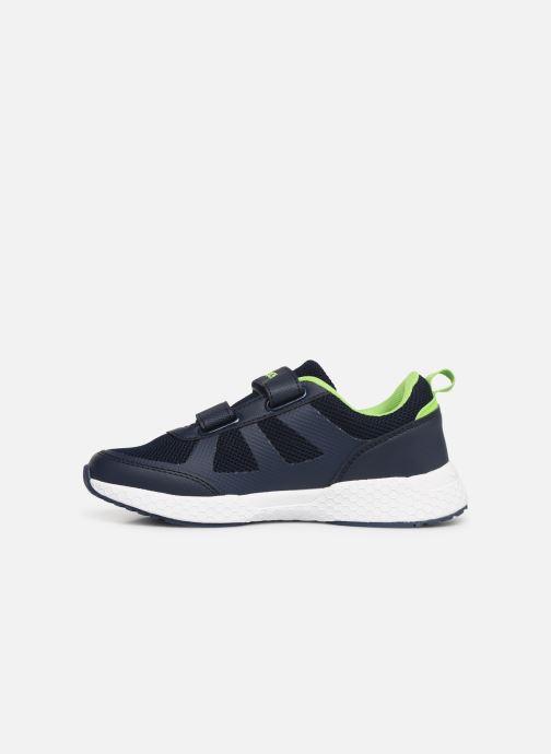 Sport shoes Kangaroos Kadee Melt V Blue front view