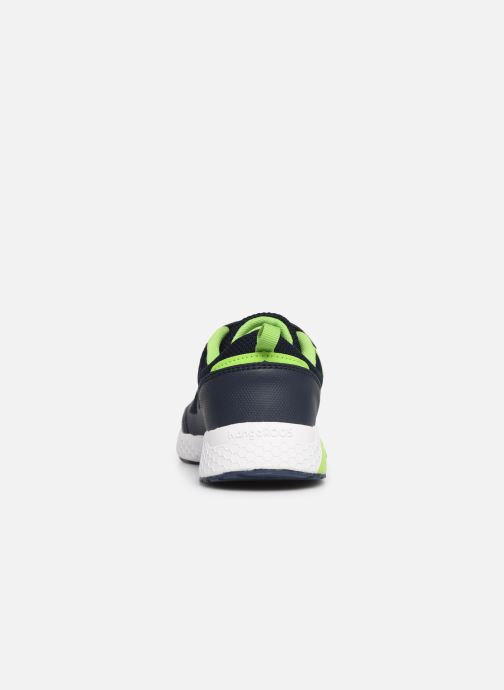 Chaussures de sport Kangaroos Kadee Melt V Bleu vue droite