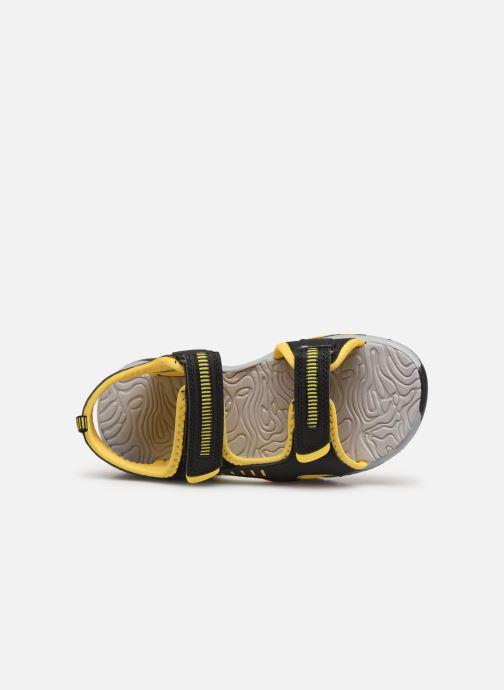 Sandali e scarpe aperte Kangaroos K-Logan Nero immagine sinistra