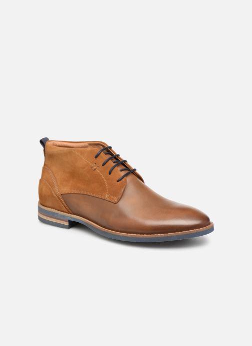 Bottines et boots Mr SARENZA Coxo Marron vue droite