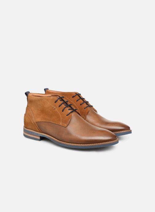 Bottines et boots Mr SARENZA Coxo Marron vue derrière