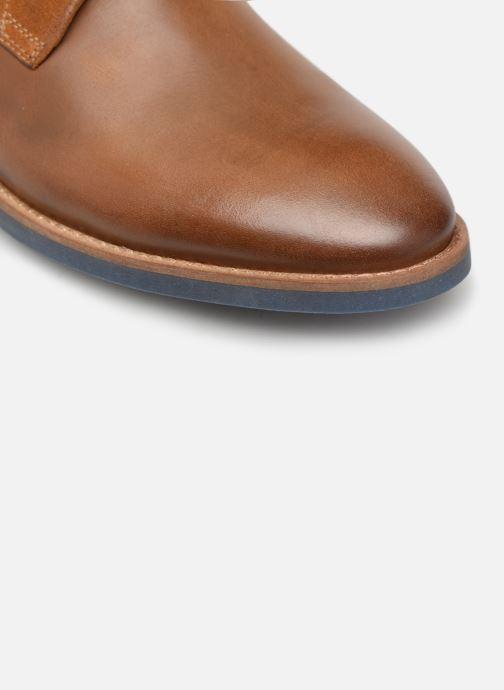Bottines et boots Mr SARENZA Coxo Marron vue gauche