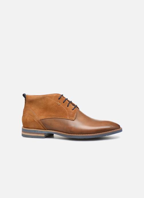 Bottines et boots Mr SARENZA Coxo Marron vue détail/paire