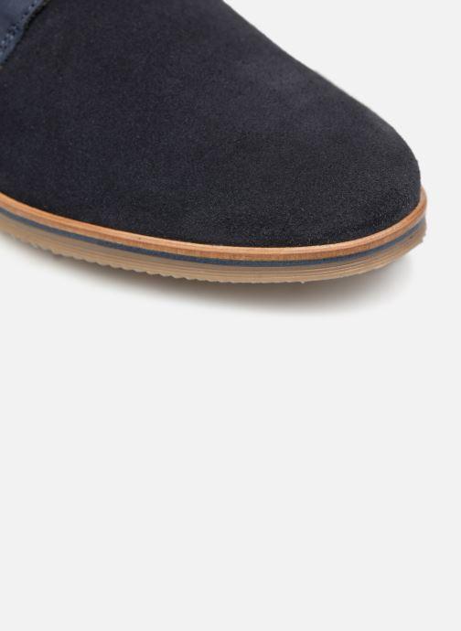 Scarpe con lacci Mr SARENZA Coxila Azzurro immagine sinistra