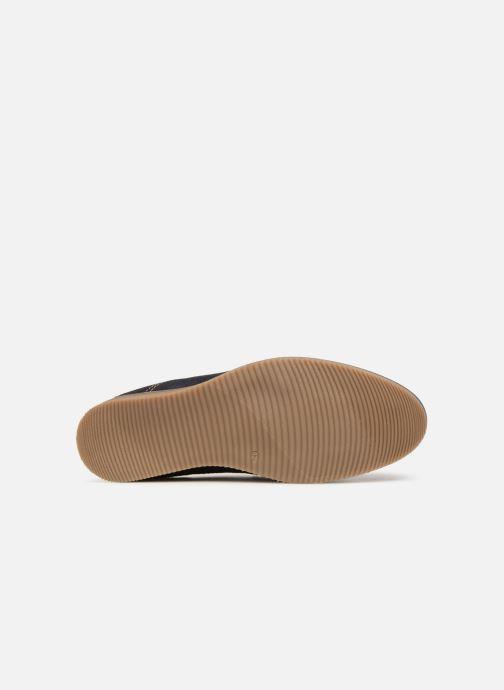 Zapatos con cordones Mr SARENZA Coxila Azul vista de arriba