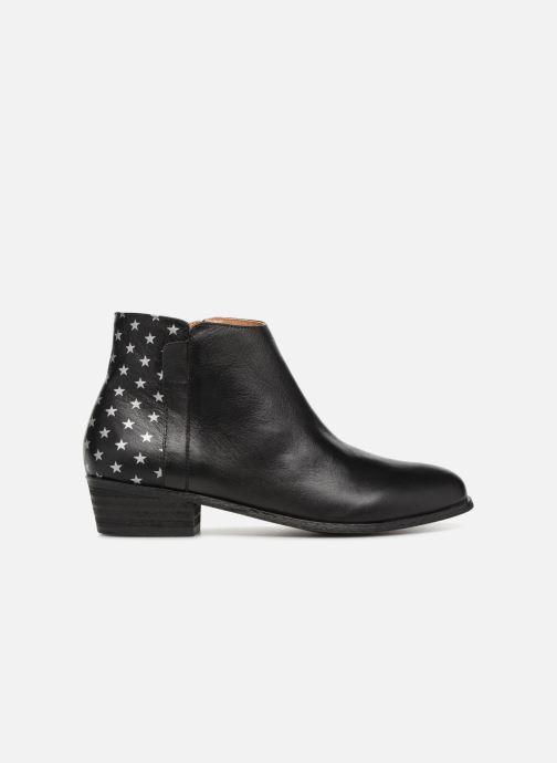 Bottines et boots Karston Wendy Old Noir vue derrière