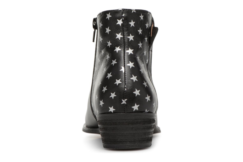 Bottines et boots Karston Wendy Old Noir vue droite