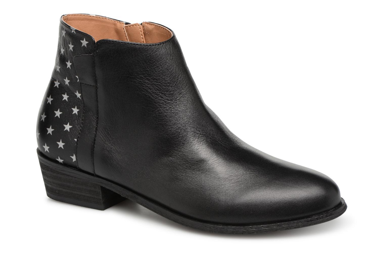 Bottines et boots Karston Wendy Old Noir vue détail/paire