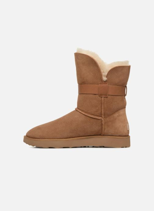Bottines et boots UGG W Jaylyn Marron vue face