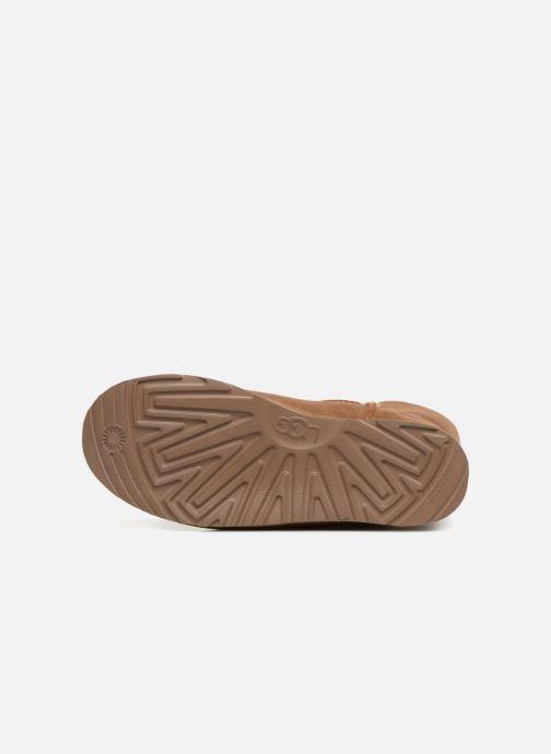 Boots en enkellaarsjes UGG W Jaylyn Bruin boven
