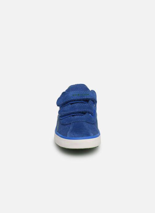 Sneakers Geox B Kilwi Boy B82A7G Blauw model