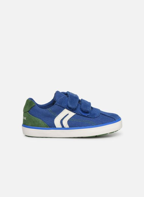 Sneakers Geox B Kilwi Boy B82A7G Blauw achterkant