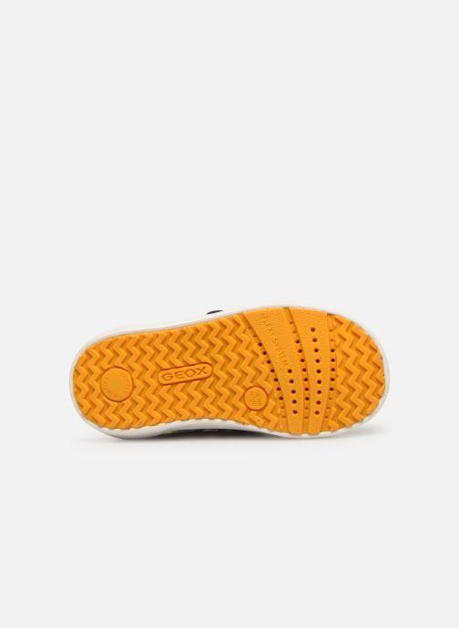 Sneakers Geox B Kilwi Boy B82A7G Blauw boven