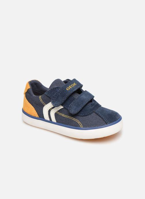 Sneakers Geox B Kilwi Boy B82A7G Blauw detail