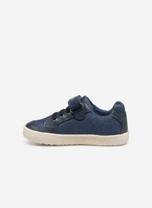 Sneakers Geox B Kilwi Girl B92D5A Blauw voorkant