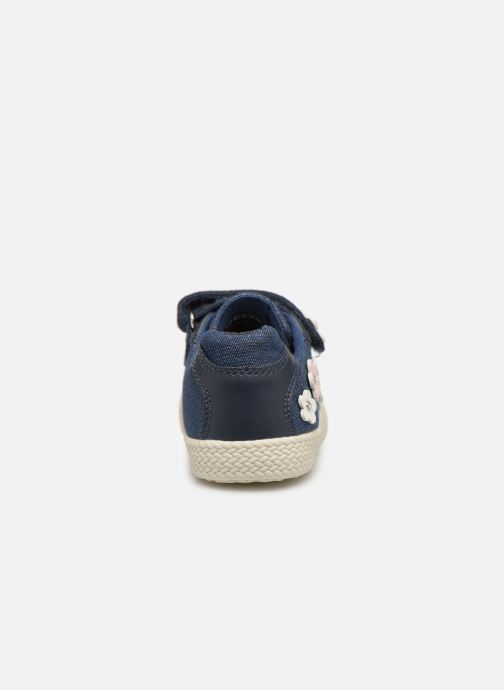 Sneakers Geox B Kilwi Girl B92D5A Blauw rechts