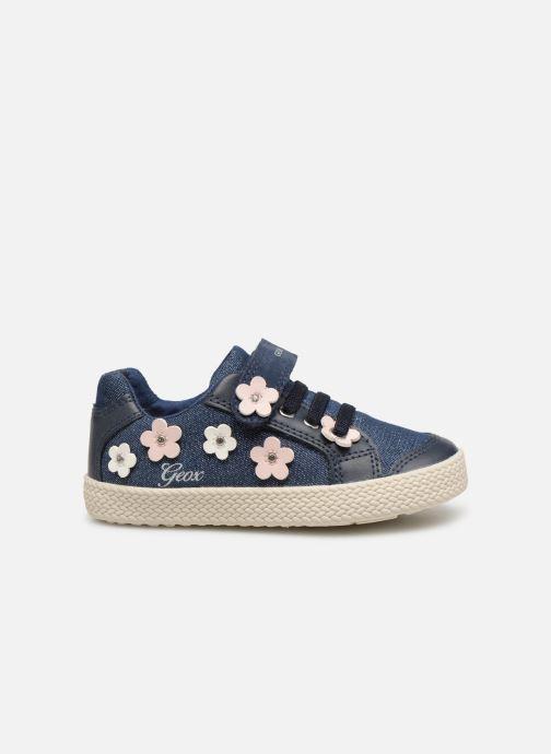 Sneakers Geox B Kilwi Girl B92D5A Blauw achterkant