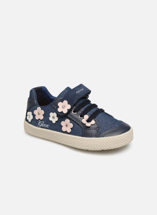 Sneakers Geox B Kilwi Girl B92D5A Blauw detail