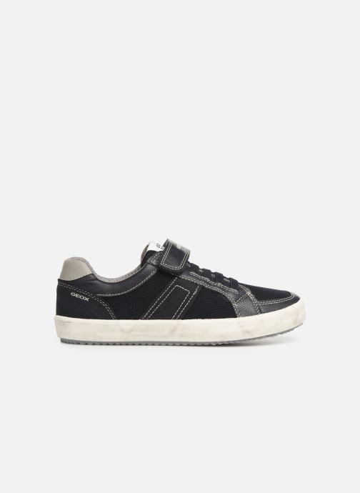Sneakers Geox J Alonisso Boy J922CC Blå se bagfra