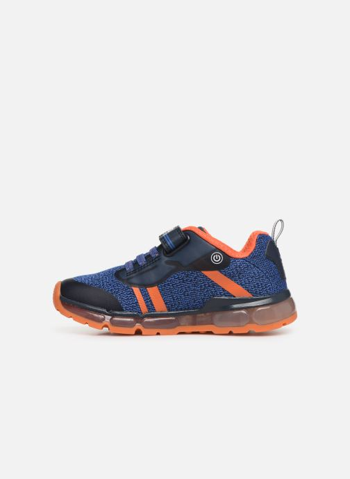 Trainers Geox J Android Boy J9244A Blue front view