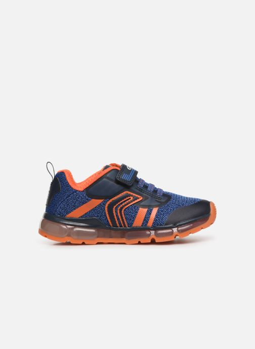 Trainers Geox J Android Boy J9244A Blue back view