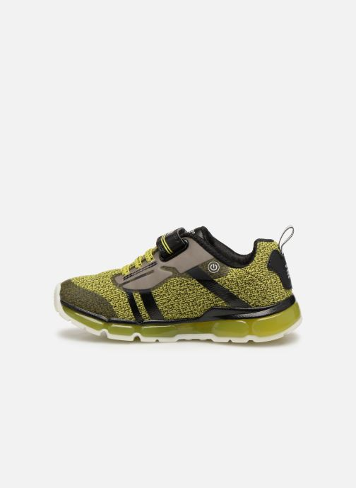Trainers Geox J Android Boy J9244A Green front view