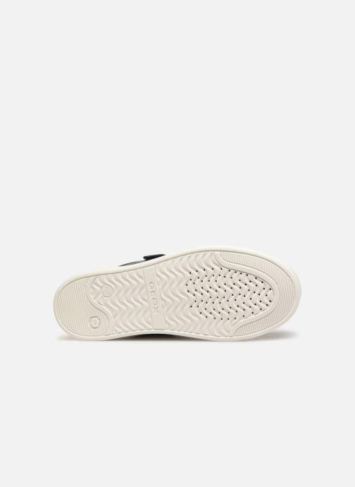 Sneakers Geox J Djrock Boy J925VD Blauw boven