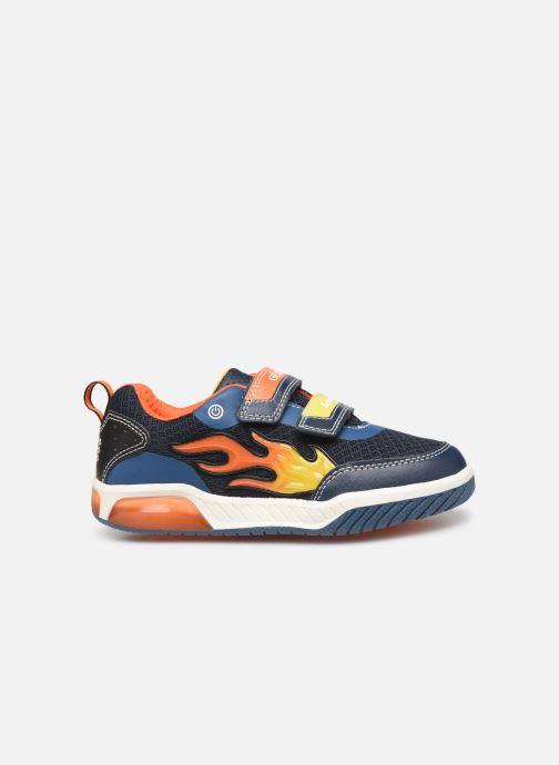 Sneakers Geox J Inek Boy J929CC Blauw achterkant