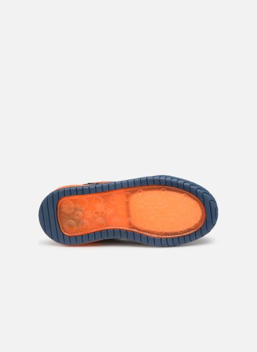 Sneakers Geox J Inek Boy J929CC Blauw boven
