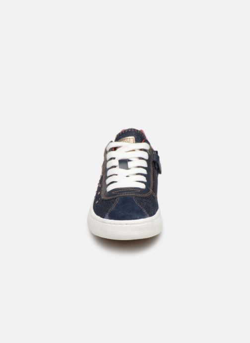 Sneakers Geox J Kilwi Girl J92D5A Blauw model