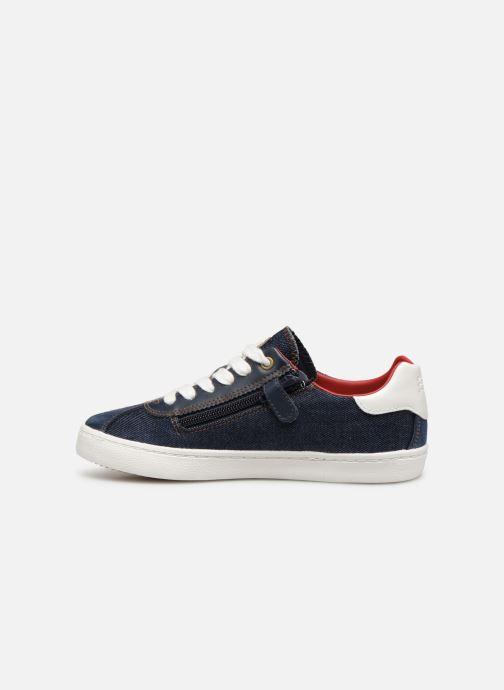 Sneakers Geox J Kilwi Girl J92D5A Blauw voorkant
